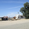 On the way out of Essex, California, I pass another old service station