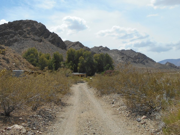 Tag Warm Springs Road   Hiking, camping and 4WD in the