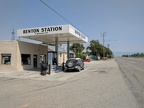 At the east end of Hwy 120 is the Benton Café and gas station