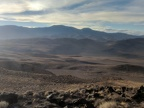 I see Waucoba Mountain and Squaw Peak in the Inyo Mountains
