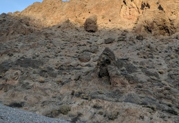 Am I seeing faces in these rocks (again)?