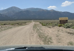 Day 3: Drive to Alta Toquima Wilderness